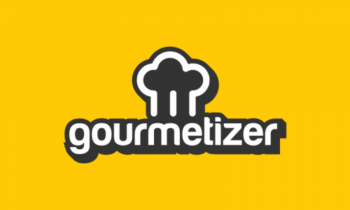 Gourmetizer - Food and drink business name for sale