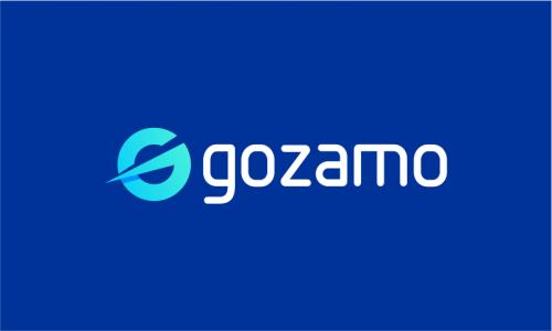 Gozamo - Business startup name for sale