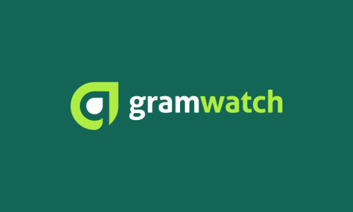 Gramwatch - Social company name for sale