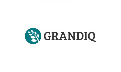 Grandiq - Finance product name for sale