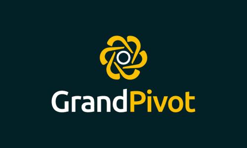Grandpivot - Marketing startup name for sale