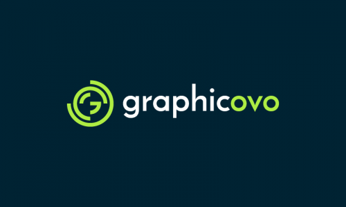 Graphicovo - Finance domain name for sale