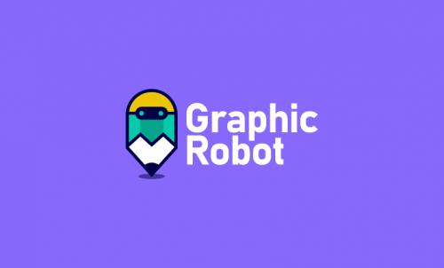 Graphicrobot - Robotics brand name for sale