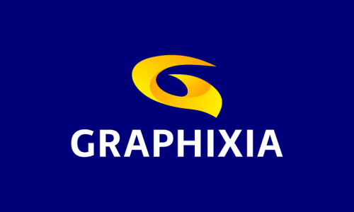 Graphixia - Potential brand name for sale