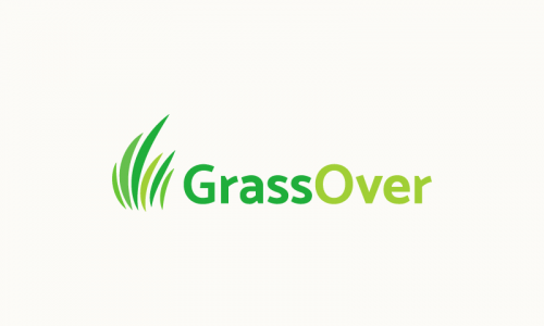Grassover - Business startup name for sale