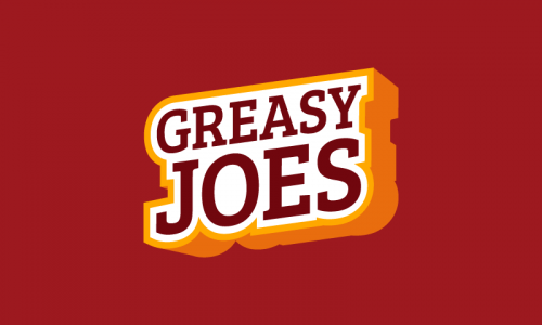 Greasyjoes - Dining company name for sale