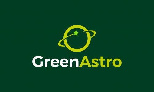 Greenastro - Space domain name for sale