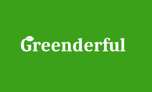 Greenderful - Green industry startup name for sale