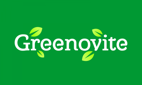 Greenovite - Playful domain name for sale