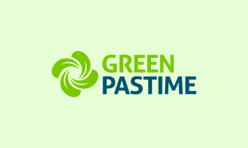Greenpastime - Green industry brand name for sale