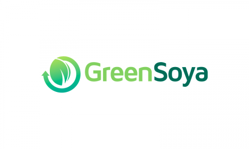 Greensoya - Environmentally-friendly business name for sale