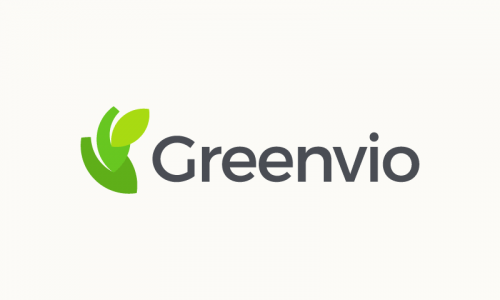 Greenvio - Biotechnology company name for sale