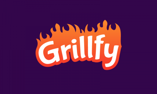 Grillfy - Dining domain name for sale