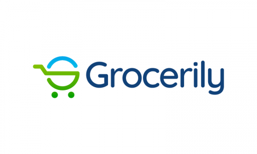 Grocerily - E-commerce domain name for sale