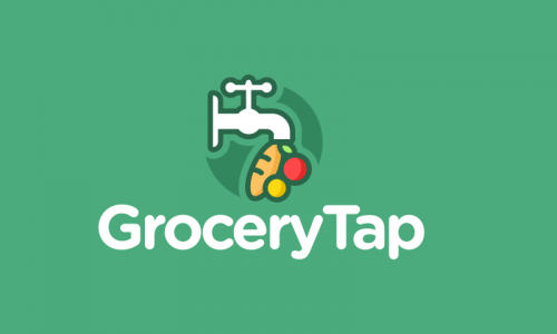 Grocerytap - Dining startup name for sale