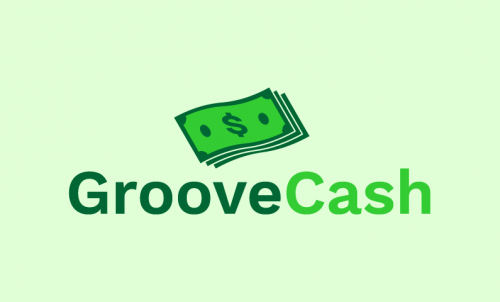 Groovecash - Finance domain name for sale