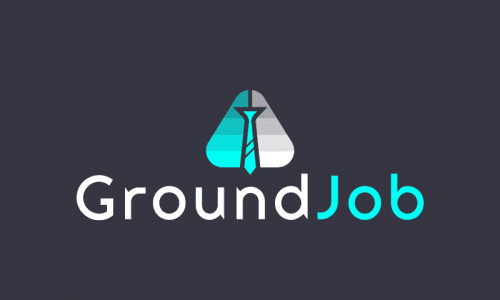 Groundjob - Recruitment product name for sale