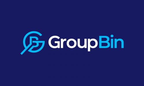 Groupbin - Business domain name for sale