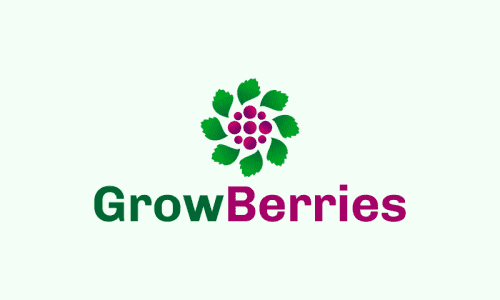 Growberries - Business company name for sale