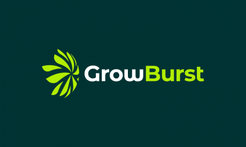 Growburst - Business domain name for sale