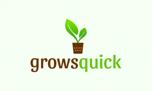 Growsquick - Agriculture company name for sale