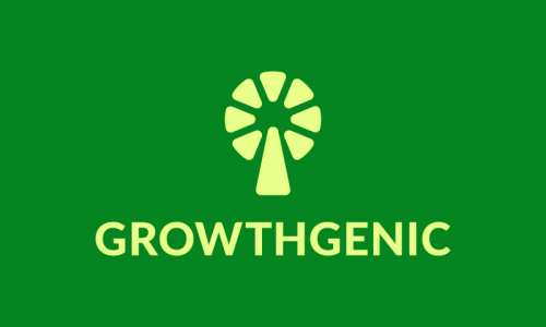 Growthgenic - Finance domain name for sale
