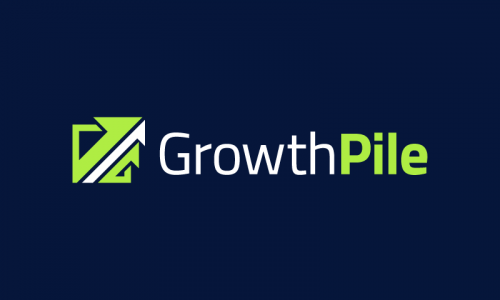 Growthpile - Investment company name for sale