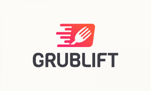 Grublift - Food and drink brand name for sale