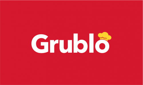 Grublo - Dining company name for sale