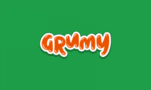 Grumy - Dining domain name for sale