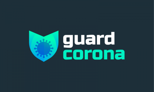 Guardcorona - Health tech brand name for sale