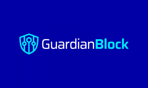 Guardianblock - Cryptocurrency company name for sale