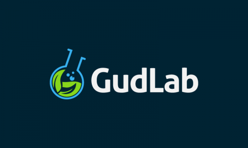 Gudlab - Contemporary startup name for sale