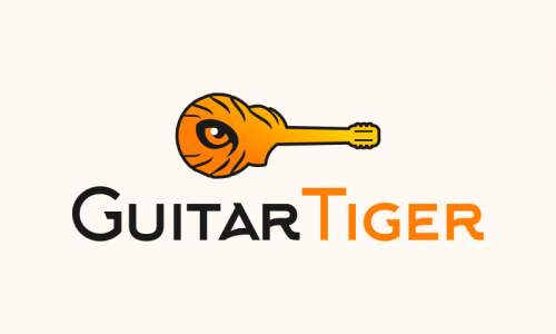 Guitartiger - Audio product name for sale
