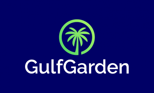 Gulfgarden - Agriculture startup name for sale