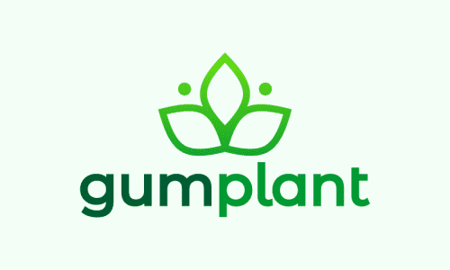 Gumplant - Biotechnology domain name for sale