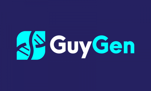 Guygen - Technology domain name for sale