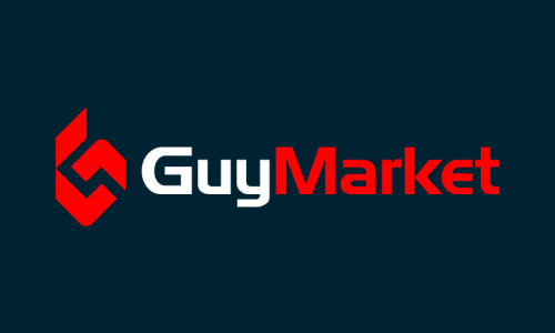 Guymarket - Marketing domain name for sale