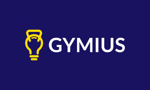 Gymius - Fitness company name for sale