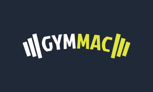 Gymmac - Fitness domain name for sale