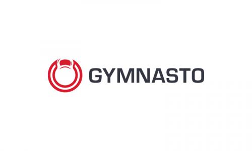 Gymnasto - E-commerce brand name for sale