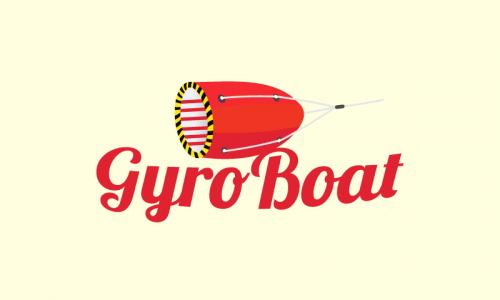 Gyroboat - Travel brand name for sale