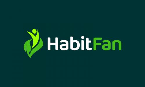 Habitfan - Healthcare domain name for sale