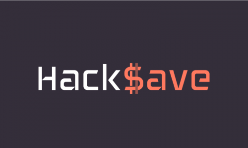 Hacksave - Price comparison domain name for sale