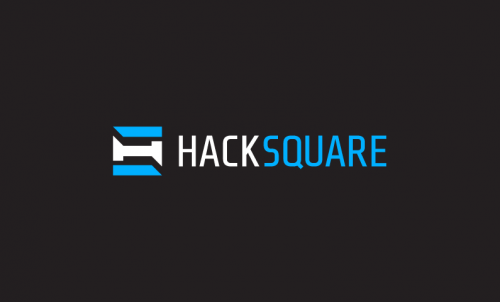 Hacksquare - Technical recruitment startup name for sale