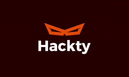 Hackty - Technology domain name for sale