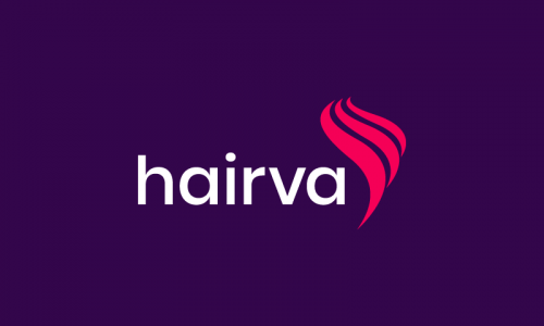 Hairva - E-commerce domain name for sale