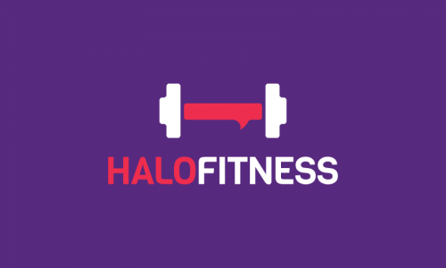 Halofitness - Exercise startup name for sale