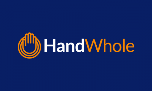 Handwhole - Health startup name for sale