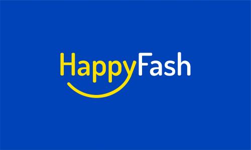 Happyfash - Fashion company name for sale